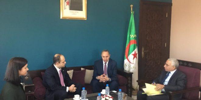 نحو تعزيز التبادل الثقافي بين الجزائر وأكرانيا – جريدة الجزائر